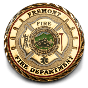 Fire Department Coin