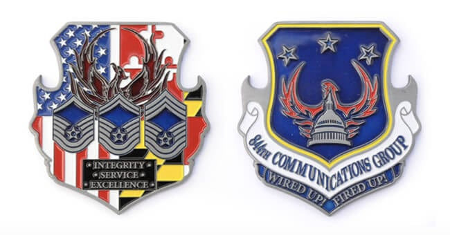 Challenge Coin 1