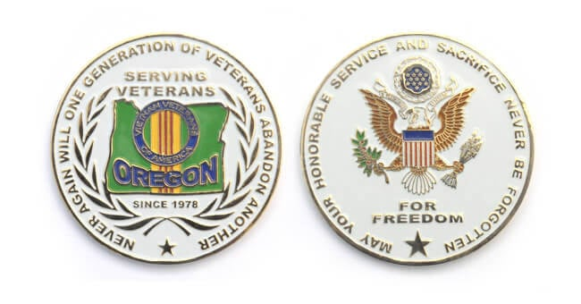 Challenge Coin 10
