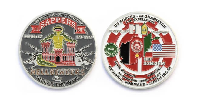 Challenge Coin 11