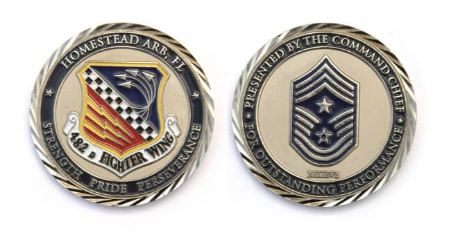 Challenge Coin 12