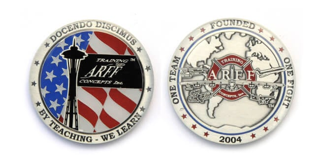 Challenge Coin 13