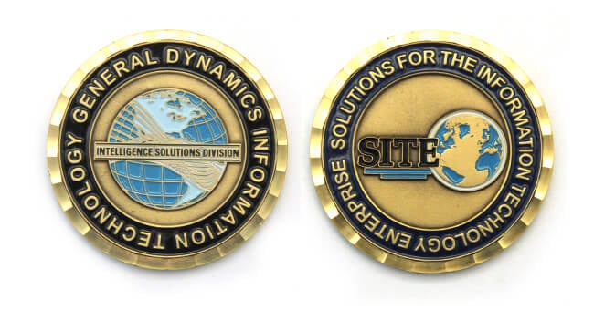 Challenge Coin 15