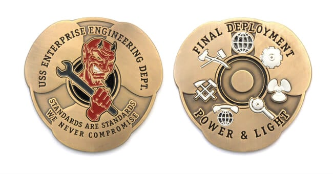 Challenge Coin 16