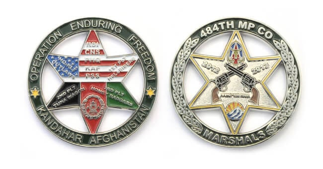 Challenge Coin 17