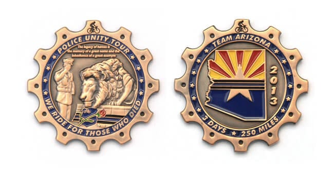Challenge Coin 18