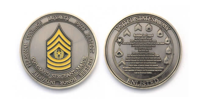 Challenge Coin 19