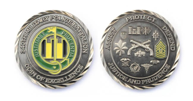 Challenge Coin 4