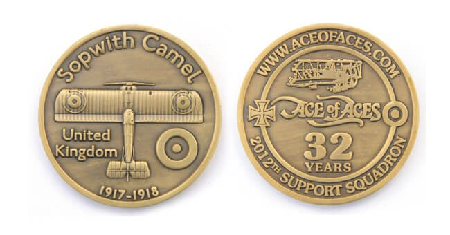 Challenge Coin 8