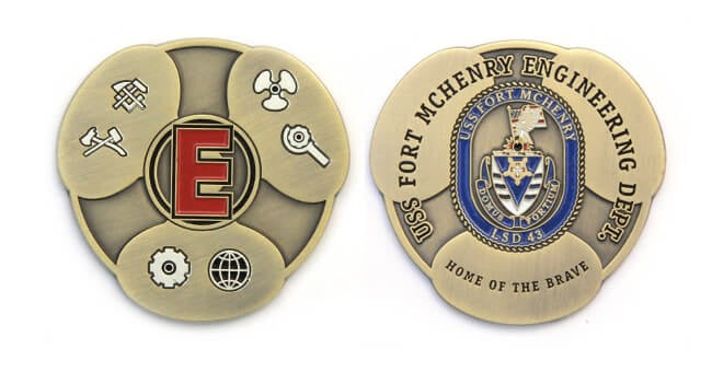 Challenge Coin 9