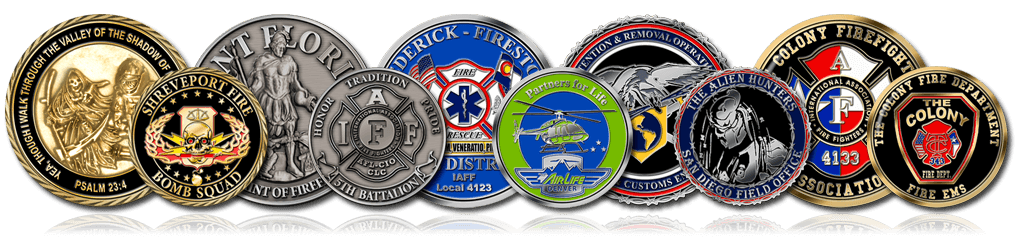 EMS/Rescue Coins Header