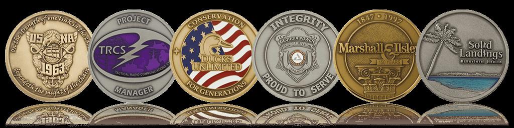 USA Made Coins Header