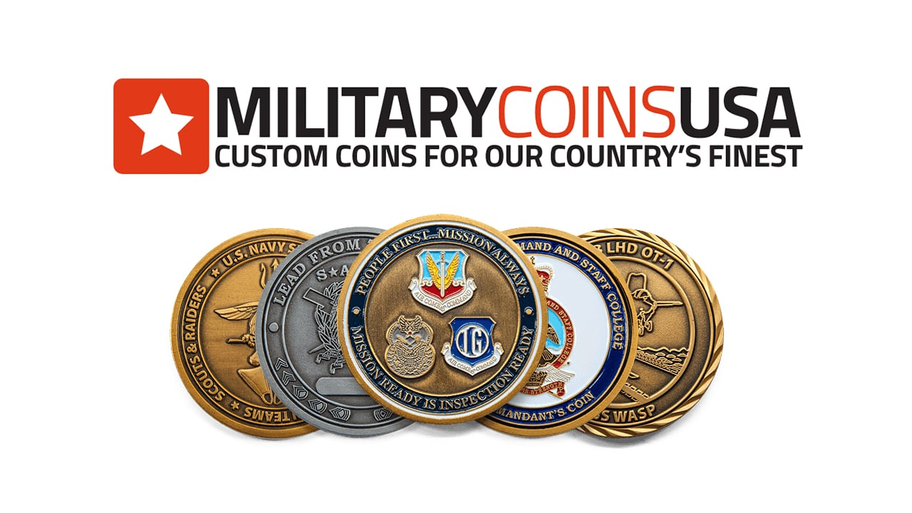 Challenge Coins for a Cause
