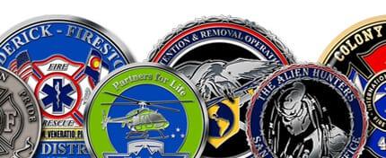EMS/Rescue Coins